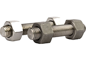 Organe de asamblare pentru structuri metalice - surub cu piulita conform ASTM A320M L7