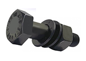 Organe de asamblare pentru structuri metalice – ansamblu surub, piulita, saiba conform EN14399-3/5
