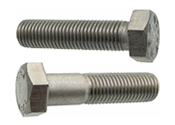 Organe de asamblare pentru structuri metalice – surub conform ISO4014/ISO4017